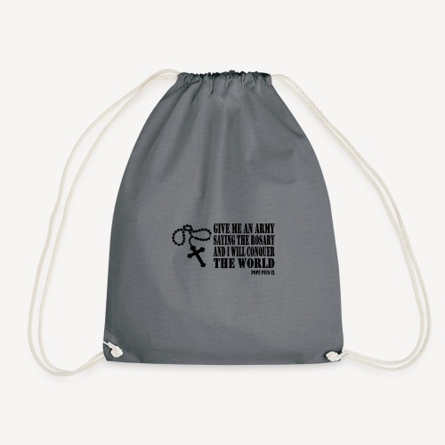 ROSARY - Drawstring Bag