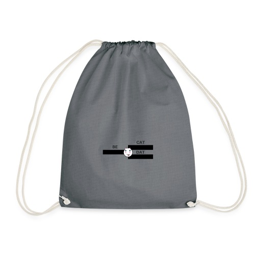 Be Dat Cat | Alf Da Cat - Drawstring Bag