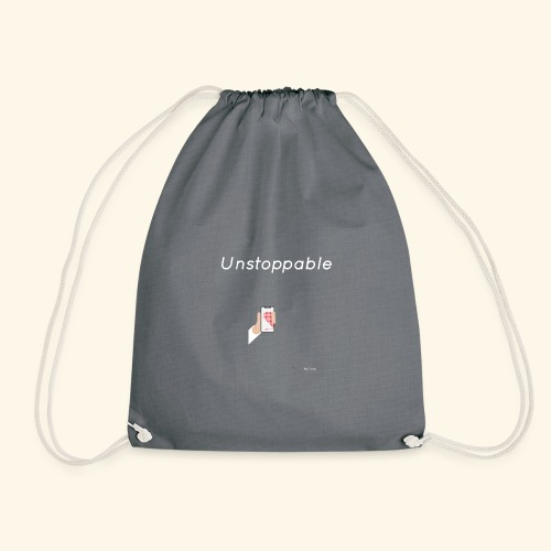 Partnershirt Teil 1 Unstoppable together M - Turnbeutel