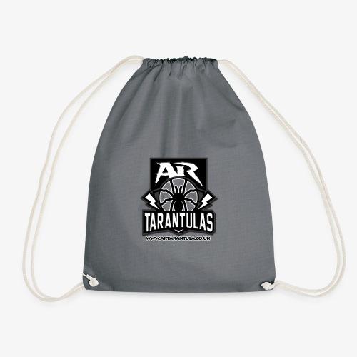 BW AR Tarantula logo - Drawstring Bag