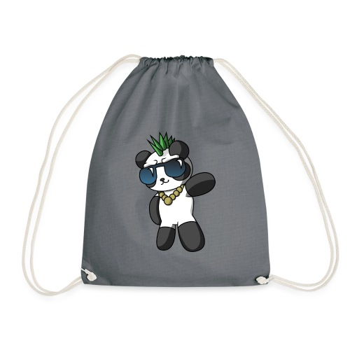 Hip Panda - Drawstring Bag