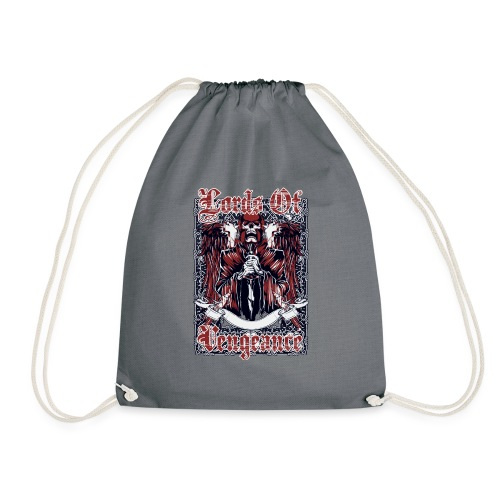 Lords Of Vengeance - Mochila saco