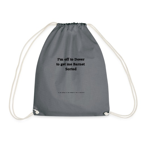 Dover - Drawstring Bag