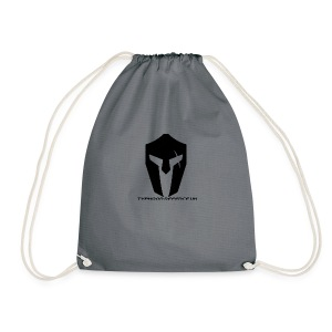 Typhoon Defence UK Official Logo - Drawstring Bag