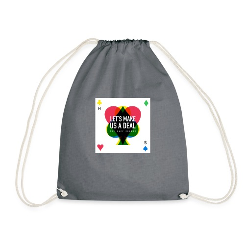 Pin Badges - Drawstring Bag