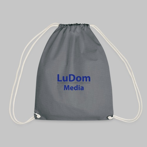 LuDom Media Merchandising - Logo - Turnbeutel