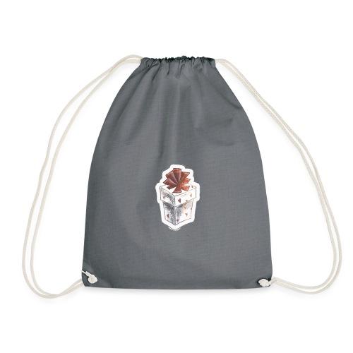 Christmas present - Drawstring Bag