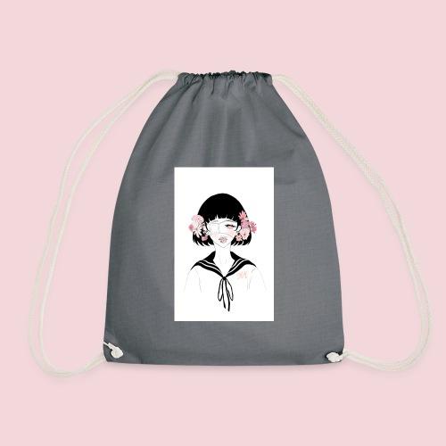 Flowerhead - Drawstring Bag