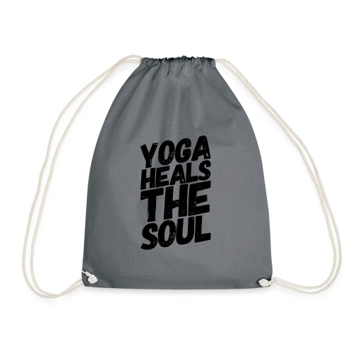 yoga heals the soul - Gymtas