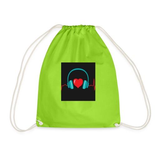 Victoria Sowinska - Drawstring Bag