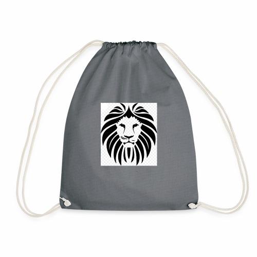 Lion Design - Drawstring Bag