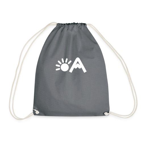 vekigo logo blanco minimal - Mochila saco