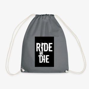ride or die - Gymtas