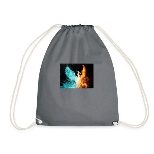 Elemental phoenix - Drawstring Bag