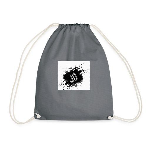 jayden dennis merch - Drawstring Bag