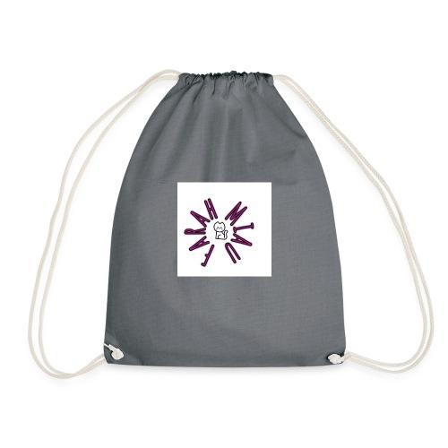 Cara miau logo - Mochila saco