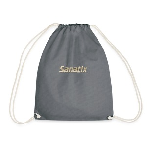Sanatix Kids red t-Shirt - Drawstring Bag