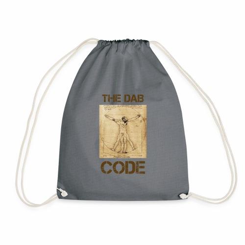 The Dab Code / Il codice Dab - Sacca sportiva