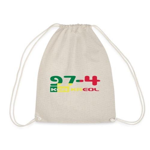 974 ker kreol Rastafari - Sac de sport léger