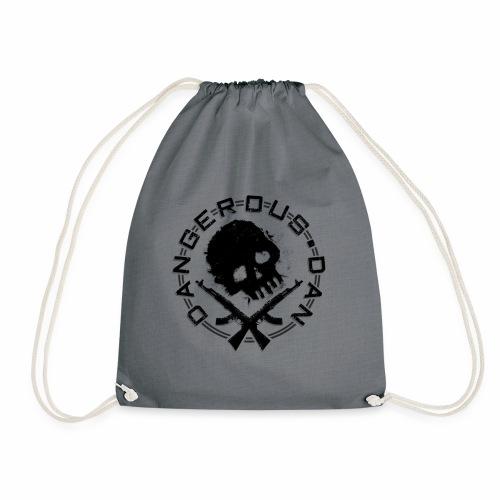 DangerousDan - Drawstring Bag