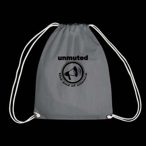 unmuted - Turnbeutel