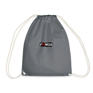 Fitness, Get It - Drawstring Bag