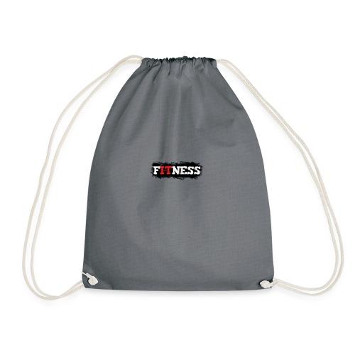 Fitness, Get It - Drawstring Bag