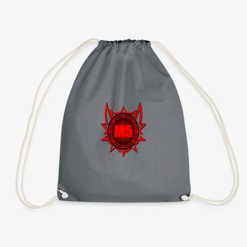 M5 Logo - Drawstring Bag