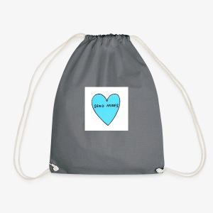 send nudes - Drawstring Bag