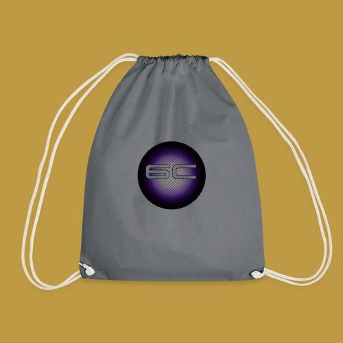 6c Logo Purple - Turnbeutel