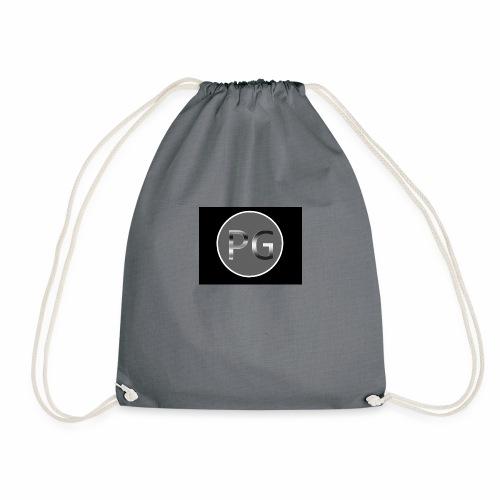 Psycho Gaming T-shirt Logo - Drawstring Bag