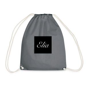 ELIA (Black and white) - Turnbeutel