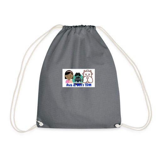Be empowered - Drawstring Bag