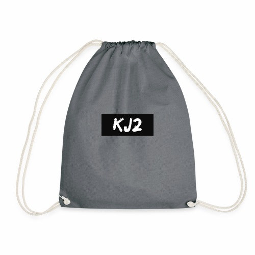 KJ2 merchandises - Drawstring Bag