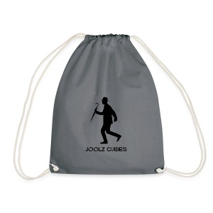 Joolz Guides Merchandise Black logo - Drawstring Bag