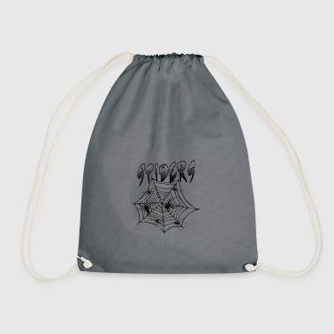 spiders - Drawstring Bag