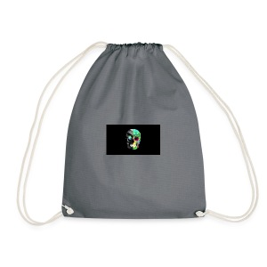 skeleton official logo - Drawstring Bag