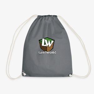Logo LastWorld Transparent - Sac de sport léger