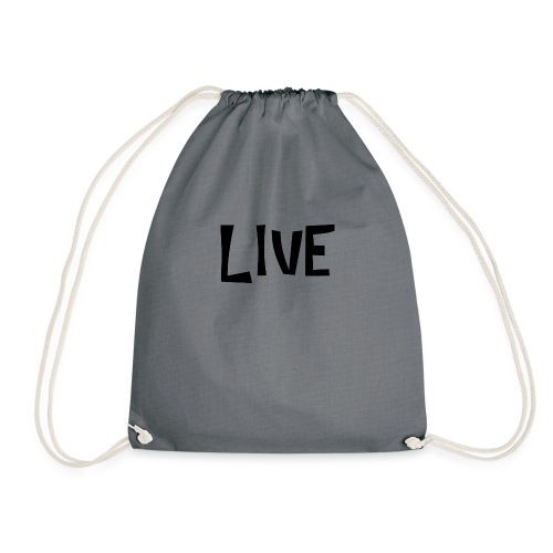 LIVE BLANC - Sac de sport léger