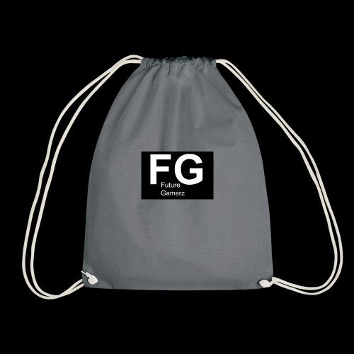 FG lofo boxed black boxed - Drawstring Bag