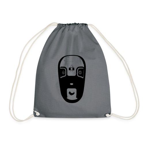 tribal mask - Sac de sport léger