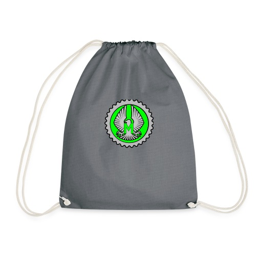 rogue black - Drawstring Bag