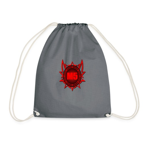 M5 Logo - Drawstring Bag