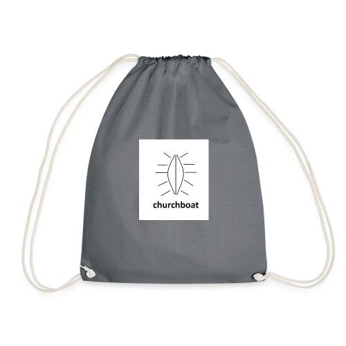 kirkkovene - Drawstring Bag