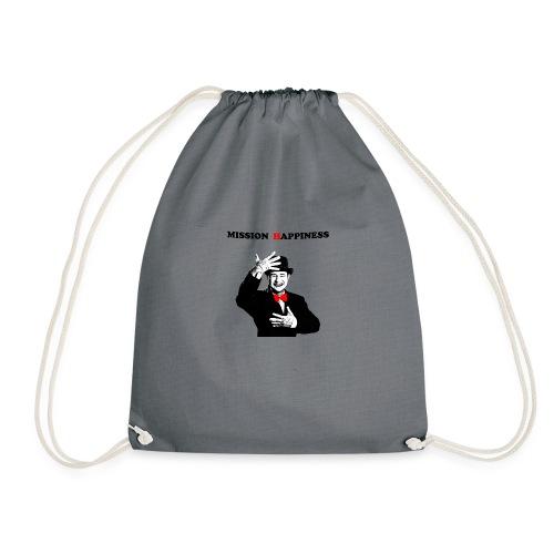 Ti apro la porta - Drawstring Bag