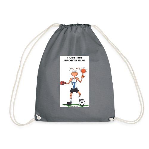 BACK SPORTS BUG COL - Drawstring Bag