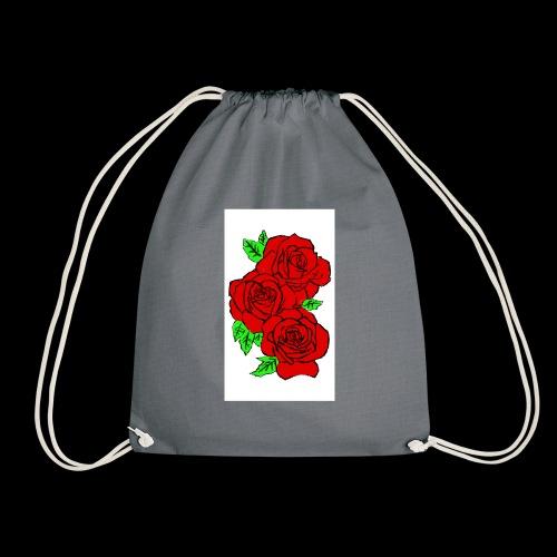 Roses - Drawstring Bag
