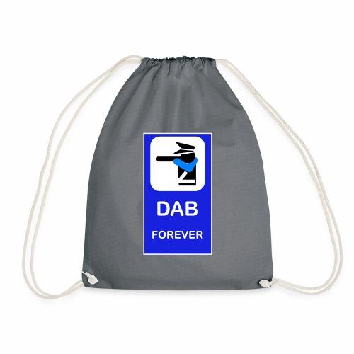 DAB POLICE BLUE - Sacca sportiva
