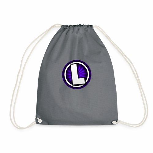 Lynx's Logo Design - Drawstring Bag