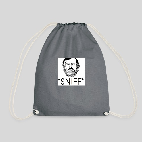 Zizek Sniff - Turnbeutel